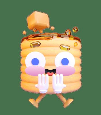 YourStack Logo Pancake